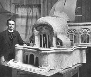 Rudolf Steiner Venus Architecture